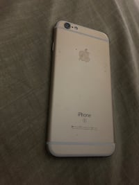 iPhone 6s 128 gb unlock AT&T crack screen  Silver Spring, 20901