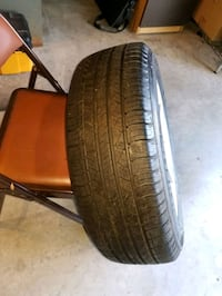 """Set of 18 """" Lexus RX Wheels and Michelin  Tires"""