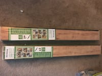 2 boxes (16 total pieces) of lock &fold laminate planks Bowie, 20715