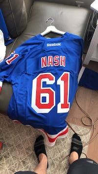 Nash signed by Krieder Ottawa, K2A 3W9