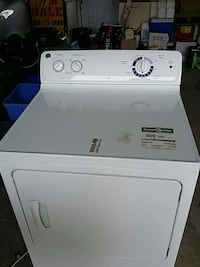 white general electric front load clothes dryer Ontario, L3Z 2A4