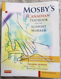 Mosby's Canadian Textbook