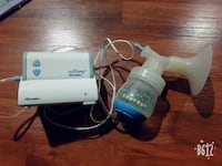 white and blue Philips Avent breast pump Mississauga, L5M 6M6