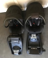 Maxi Così infant car seats and bases