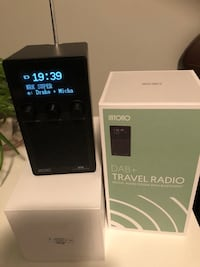 Radio dab+Bluetooth Oslo, 1061