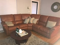 Leather  Sofa Coral Gables, 33134