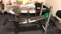 black and gray exercise equipment Rockville, 20854