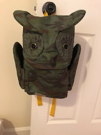 GAP camouflage backpack Winchester, 22602