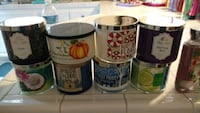 Bath and body works candles Rialto, 92376