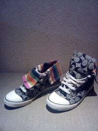 Coach sneakers  Mississauga, L5N