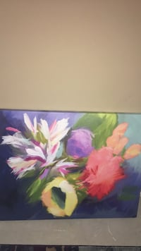 Canvas picture 21 1/2 x 27 1/2 Harpers Ferry, 25425