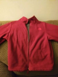 Boy's North Face jacket size S 7/8