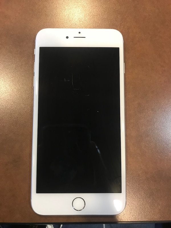 Silver IPhone 6 Plus GSM UNLOCKED