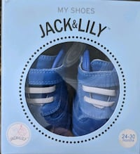Jack and Lily shoes 24-30 months Coquitlam, V3K 1P4