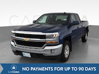 2017 Chevy Chevrolet Silverado 1500 Double Cab pickup LT Pickup 4D 6