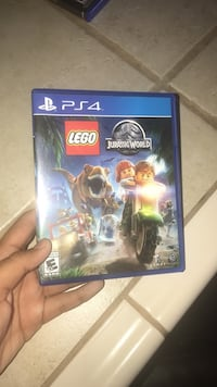 Lego Batman 3 PS4 game case