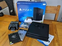 Ps4 console for sale 2controllers and some games  Arlington, 22211