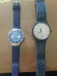 Swatch ve Benetton marka iki saat Harbiye Mahallesi, 06460
