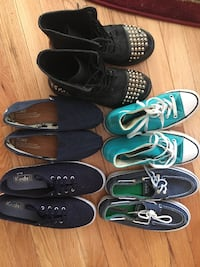 Cute name brand shoes, Various sizes, great prices.   Vienna, 22182