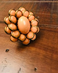 Coral/Orange Ring San Antonio, 78023