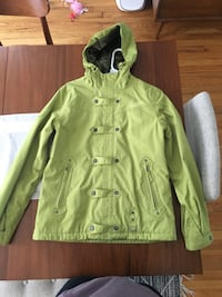 Burton winter coat - women's M