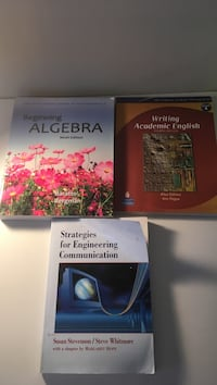 Algebra, English Academic Writing and Strategies for Engineering Commincations Surrey, V3T 2Z2