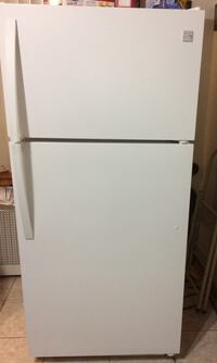 White top-mount refrigerator New York, 11235