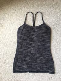 New lululemon Power Y Tank size 6 King, L0G 1N0
