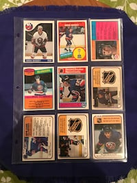 9 Mike Bossy Hockey Cards Calgary, T2M 2P2