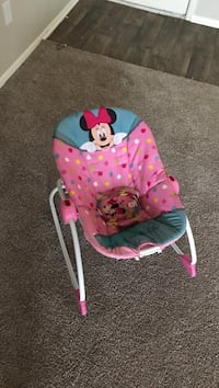 Baby's Mickey Mouse chair 1151 mi