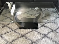 Modern Glass Coffee Table London