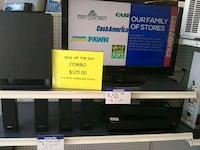 black LG flat screen TV San Antonio, 78247