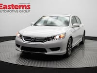 2015 Honda Accord Hybrid EX-L Temple Hills, 20748