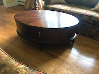 Coffee table with drawer New Providence, 07974