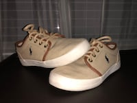 POLO | Ethan Low Canvas Sneaker Temple, 76502