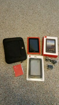 Ellipsis 7 Tablet with Case