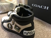 Coach Nasa high top View Royal, V9B 5E1