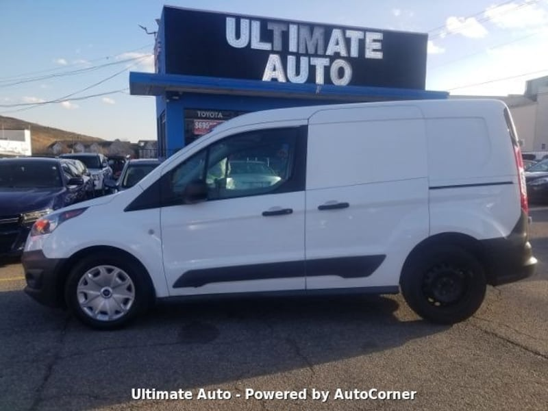 Ford Transit Connect 2017 1