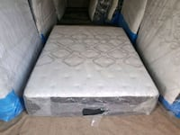 Queen mattress pillowtop, pocket coil. Delivery 50 Edmonton, T6J 2C8
