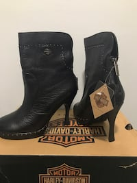 Ladies Harley booties, size 6 1/2, new , never worn. Frederick, 21702