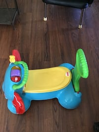 Fisher Price Dumbo ride in toy. Barely used Reynoldsburg, 43068