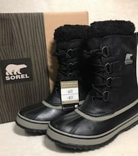 Sorel waterproof boots Côte-Saint-Luc