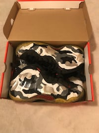 """Fighter jet"" foamposite  Salinas, 93908"