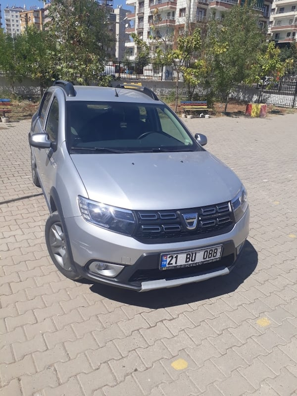 2017 Dacia Sandero STEPWAY TURBO 90 BG EU6 EASY-R 0