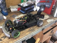 "HPI 1/8 scale RC Nitro ""On-Road"" car w/transmitter North Las Vegas, 89031"