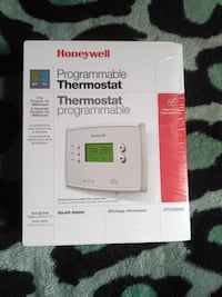HONEYWELL PROGRAMMABLE THERMOSTAT Edmonton, T6E 1W9