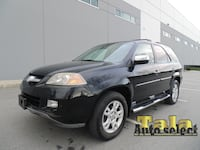 2006 Acura MDX AWD AUTO 7 passenger FULLY LOADED NO ACCIDENTS MUST SEE! NEW WESTMINSTER, V3M 0G6