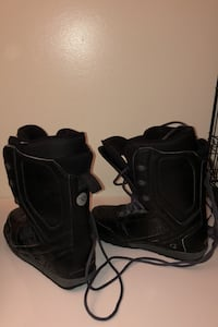 Snowboarding boots 10,5