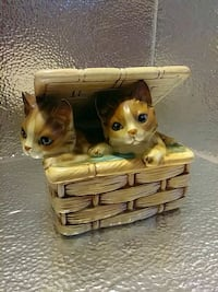 2 Piece Ceramic Cat Trinket Box Port St. Lucie, 34952
