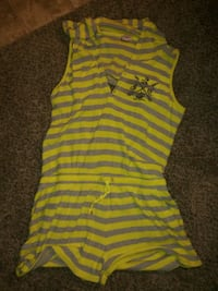 Size XL juicy couture terry cloth romper Lehigh County